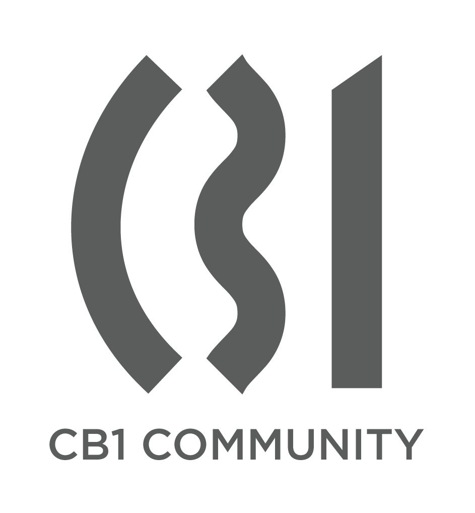 CB1 Community square logo dark