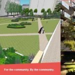 Image montage of Mill Park in CB1 Cambridge