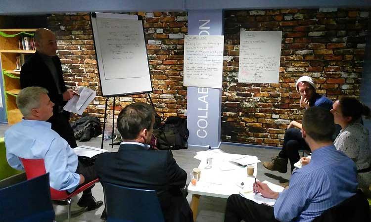 CB1 Stakeholders meeting in October 2017
