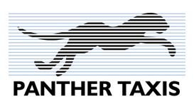 Panther Taxis logo